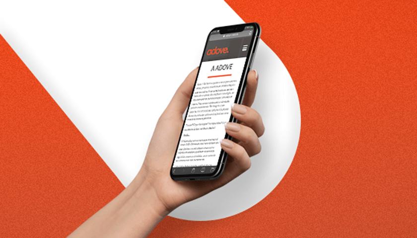 Marketing digital: site mobile