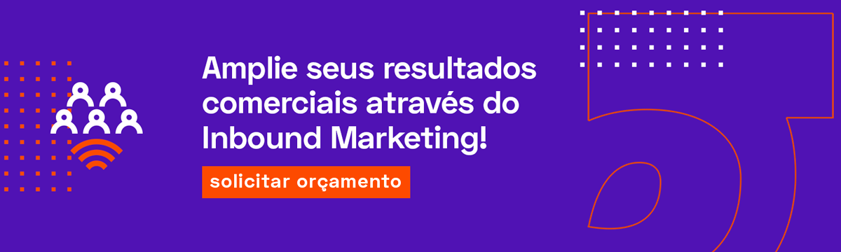 Solicitar orçamento Inbound Marketing